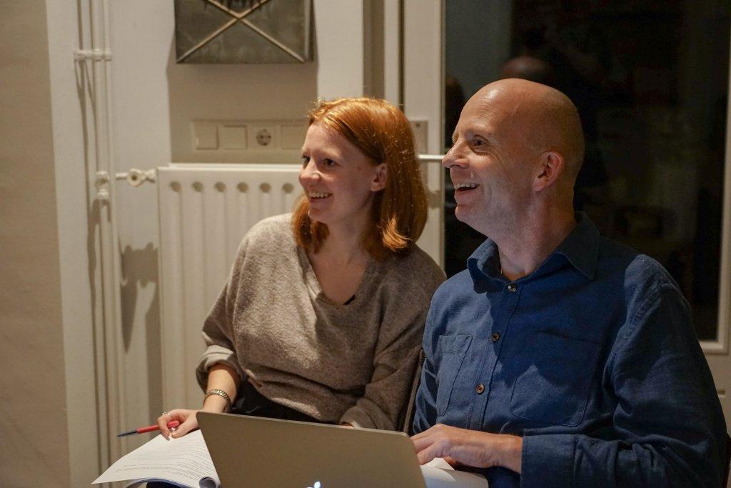 INTERVIEW | Vader en dochter brengen klucht op de planken in Rijen